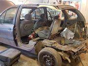 Кузовной ремонт после ДТП